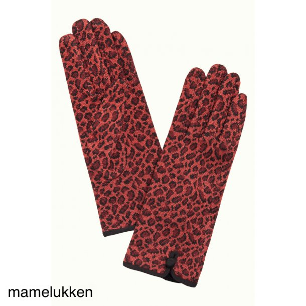 King Louie - Glove Africa - Apple Red