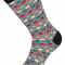 King Louie Socks 2-Pack Jamboree - Ocean Blue