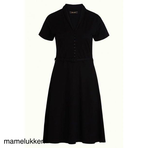 King Louie - Emmy Dress Ecovero Classic - Black