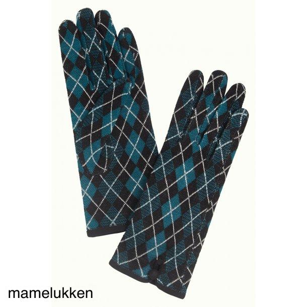 King Louie - Glove Aberdeen - Dragonfly Green