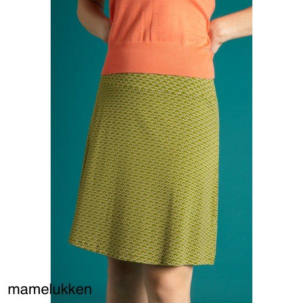 King Louie - Border Skirt Fresno - Posey Green