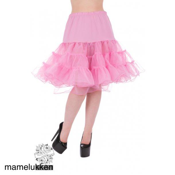 Tylskørt - Pink
