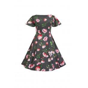 3060b5fcfa65 Pige 50 er kjoler - Hearts   Roses - MamelukkenKids