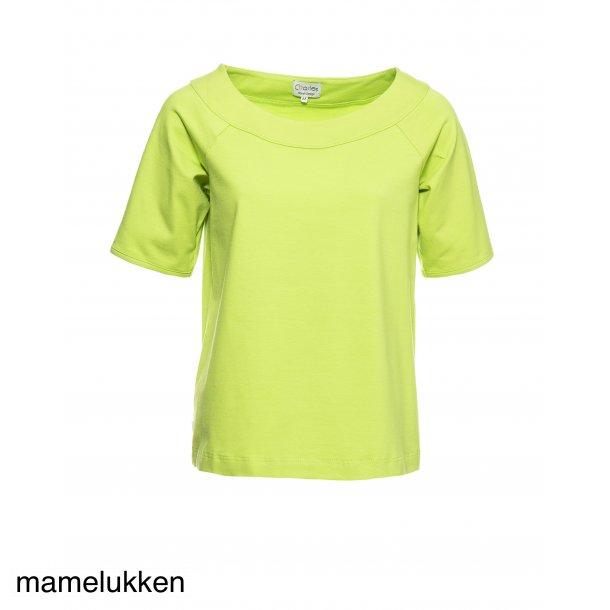 Charles Design - Bluse Carmen - Lime