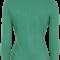 King Louie - Cardi Roundneck Cocoon - Virdis green