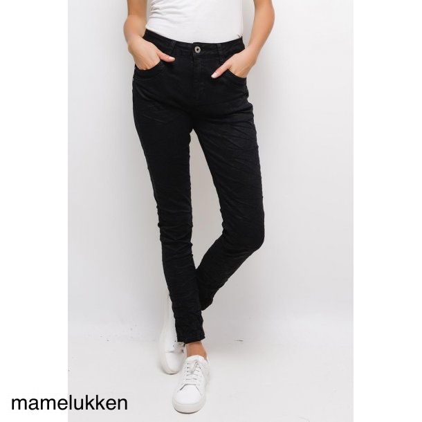 Jewelly - Baggy Jeans - Black