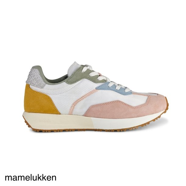 Woden - Rose Textile Sneakers - Multi
