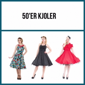 50'er kjoler