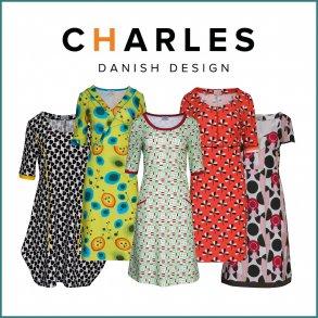 55f20767 MAMELUKKEN | 117 Kjoler | King Louie | Du Milde | Charles Design ...