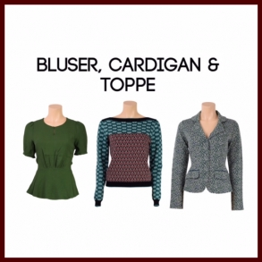Cardigans/Bluser/Toppe
