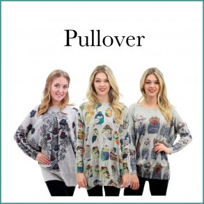 Cartoon Pullovers