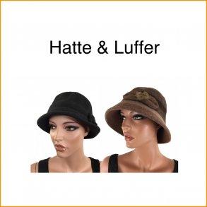 Hatte, luffer