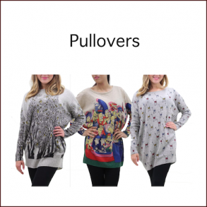 Cartoon Pullovers