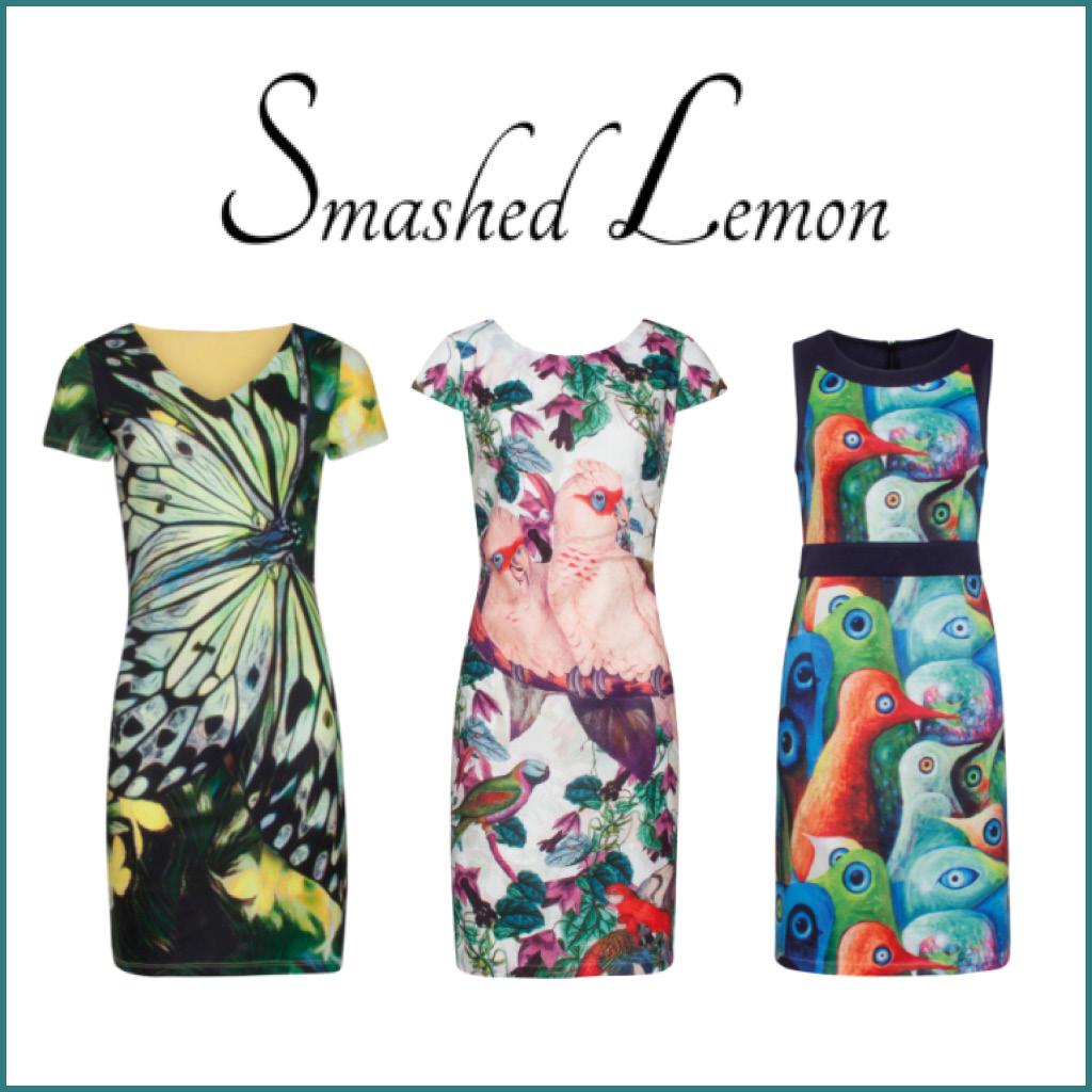 9999e478 Smashed Lemon - Udsalg - Mamelukken