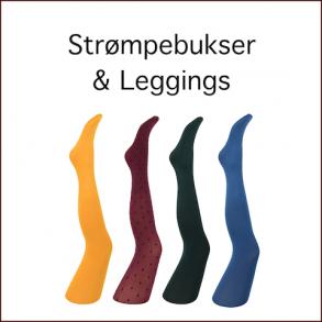Strømpebukser og leggings