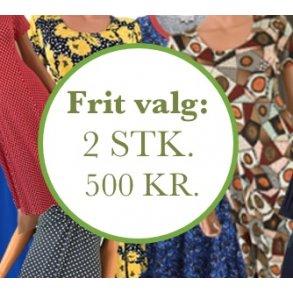 Køb to stk - 500 kr