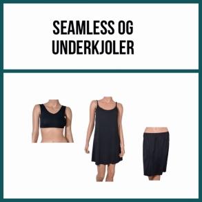 Seamless og underkjoler