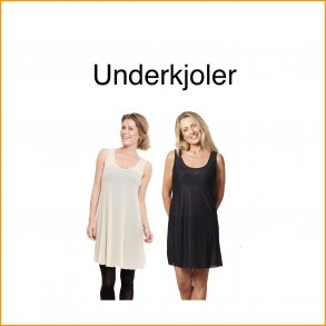 Underkjoler & nattøj
