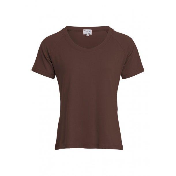 Charles Design - T-shirt Karen - Brun
