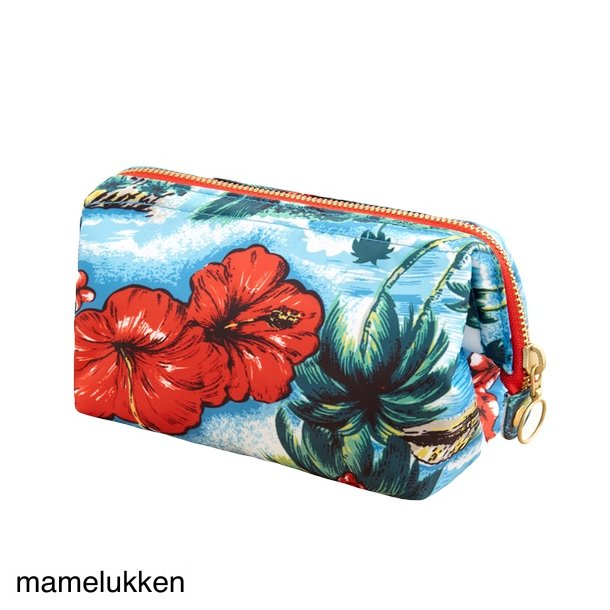 King Louie - Make-up Bag - Great White