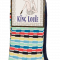 King Louie Socks 2-Pack Candy - Blue