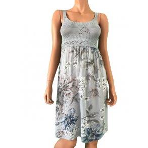 28aa65ce5dc Hoffmann kort kjole Grå