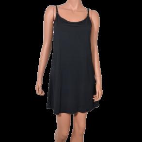 underkjole til gennemsigtig kjole