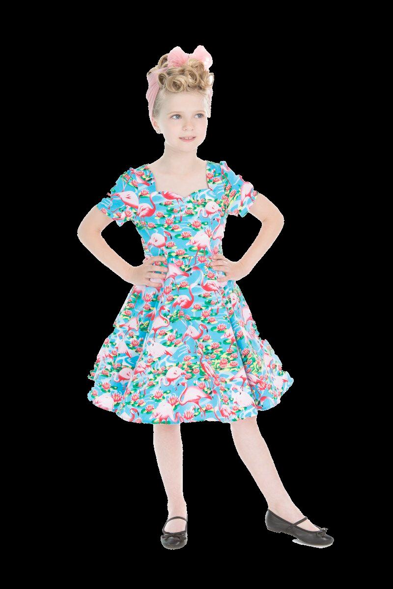 kjoler til piger på 11 år